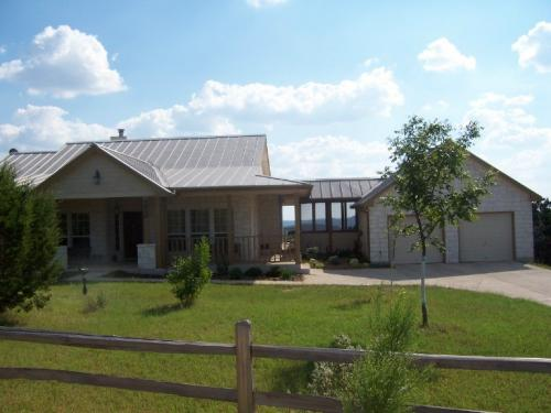 Bulverde Texas Custom Home