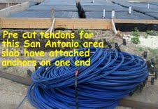 Post Tensioned Slab on Grade | JWK Consulting & Construction
